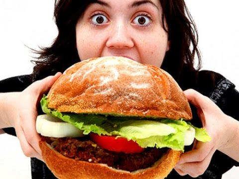 The habit of unhealthy eating