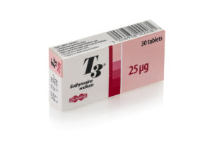 Buy T3 online by Cytomel